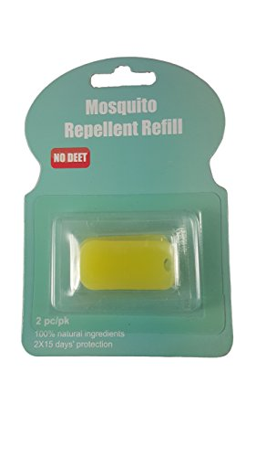 Refill for Buzz-OFF! Mosquito Bracelet for Adults