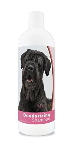Healthy Breeds Dog Deodorizing Shampoo for Black Russian Terrier - OVER 200 BREEDS - For Itchy Sensitive Dry Flaking Scaling Skin & Coat - Hypoallergenic Formula & pH Balanced - -