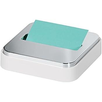 Post-it Dispenser Sticky note Dispenser - STL-330-W, White