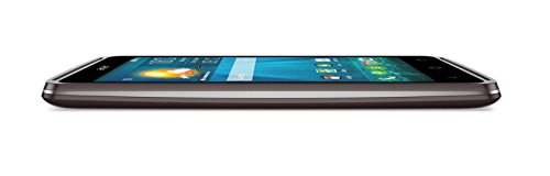 Acer Liquid Z410 Andoid KitKat Unlocked Quad-Core Smartphone - Retail Packaging - Brown