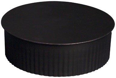 Black 8 Cap Tee - UNITED STATES HDW BM0151 Tee Cap, Black