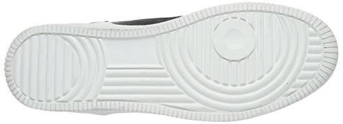 Pantofola d'Oro Suprema, Zapatillas Altas para Hombre Negro (01 Nero)