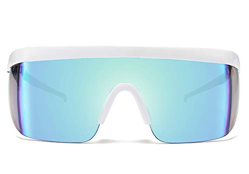 Shield Sunglasses   Buy Quality Cool Gadgets & Gift Items