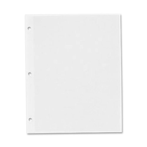 C-Line Ready-Mount Photo Mounting Sheets, 3-Hole Punched, 11 x 9 Inches, 50 per Box (85050)
