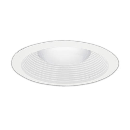 HALO 6125WB WHITE BAFFLE WITH TORSION (Torsion Spring Baffles)