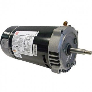 Centurion PRO, Single Speed, 1.1HP, 3450RPM, 115/230V, 13.6/6.8 AMPS, 1SERVICE FACTOR, C-Face FLANGE by AO Smith/Century Electric