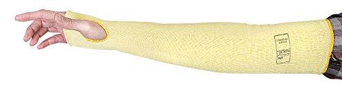 - Superior KKWC22TH Kevlar Double Folded Knit Stockinette Sleeve with Thumb Hole, 22