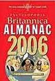 Encyclopaedia Britannica Almanac 2006, Editor, 1593392583