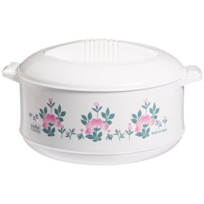 Cello CE-3.5L Chef Deluxe Hot-Pot Insulated Casserole Food Warmer/Cooler, 3.5-Liter