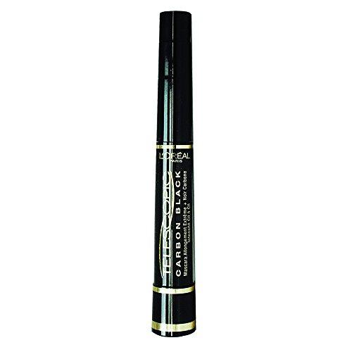 Price comparison product image L'Oreal Paris Telescopic Mascara, Carbon Black, 0.27 Ounces