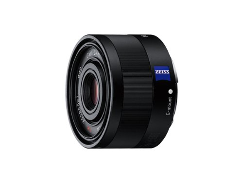 Sony E-Mount Interchangeable Lens Sonnar T Fe 35mm F2.8 Za S