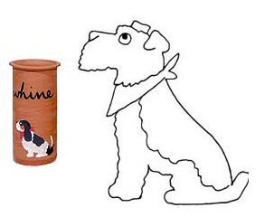 Fox Terrier Whine Cooler