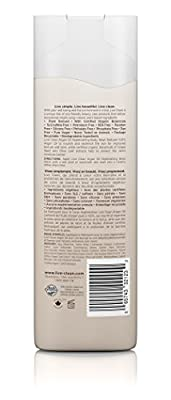 Live Clean Exotic Nectar Argan Oil Replenishing Body Wash, 17 Fluid Ounce