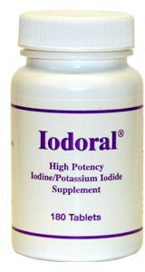 Life Extension Iodoral 180 Tablets, Health Care Stuffs