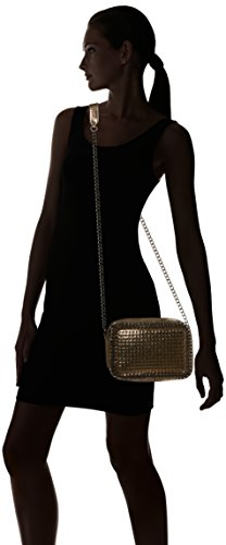 Bag Camera body Stud champagne Chain Swankyswans Women's Cross Gold Zara vwZxq10IpT