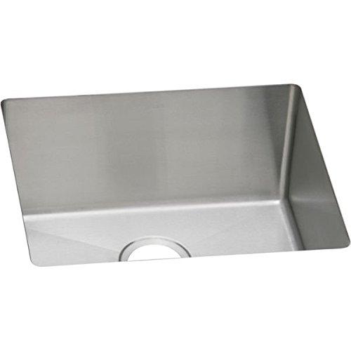(16 Gauge Stainless Steel 21.5' X 18.5' X 10' Single Bowl Undermount Laundry/Utility Sink)