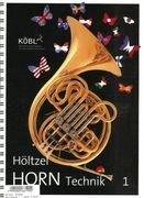 Horn technik 1 : für horn in f