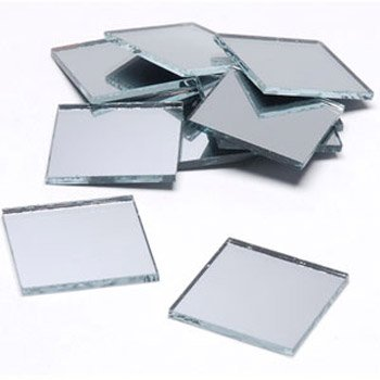 rror Square 1-Inch  25 Pieces (6-Pack) 1613-54 (Darice Big Value Mirrors)