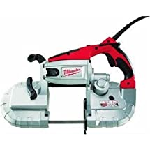 Milwaukee 6238N Deep Cut Band Saw - AC/DC with Case