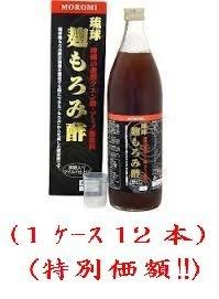 沖縄産琉球麹もろみ酢900ml(112個購入価額) B01MS8LX4Q