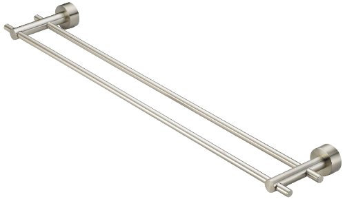 Pegasus Bd611200bn Innburg 24 Inch Double Towel Bar In Brushed