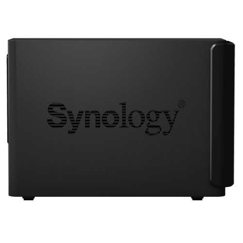 31MYSMvLwML - Synology DiskStation 2-Bay Diskless Network Attached Storage (DS214play)