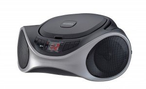 Sylvania Portable Bluetooth Cd Player AM/FM Radio Tuner Mega