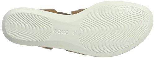 ECCO Ecco Touch Sandal - Sandalias Mujer Braun (2283WHISKY)