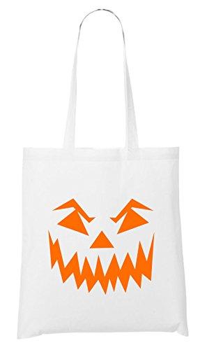 Halloween Face Bag White Certified Freak