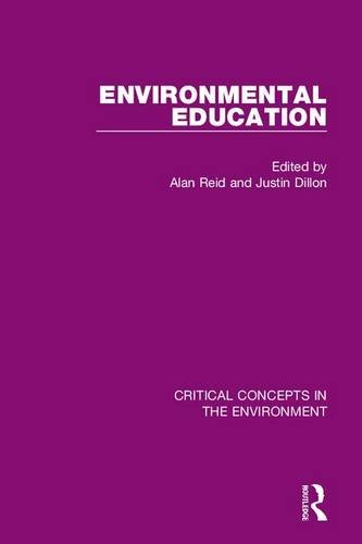 Environmental Education (Critical Concepts In The Environment)