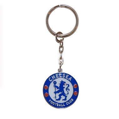Chelsea FC - Official Metal Keyring