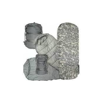 genuine u s military goretex 5 piece improved modular sleeping bag system winter. Black Bedroom Furniture Sets. Home Design Ideas