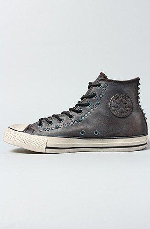 Konversere Chucken Taylor All Star Studded Sneaker, 11,5, Brun