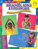 Preschool Songs and Fingerplays, Kim Cernek, 1591982235