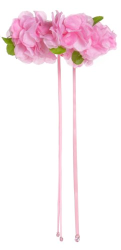 - Great Pretenders Rose Petal Halo, Pink - One Size