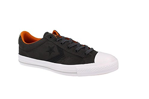 Converse Star Player Ev Ox Herren Sneaker Schwarz