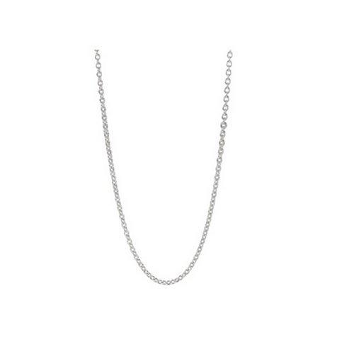 Pandora Liquid Silver Chain In 925 Sterling Silver, 590200-75