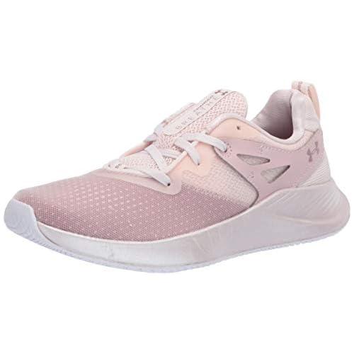 chollos oferta descuentos barato Under Armour UA W Charged Breathe TR 2 Zapatillas Deportivas para Interior para Mujer Gris French Gray Dash Pink Hushed Pink 38 EU