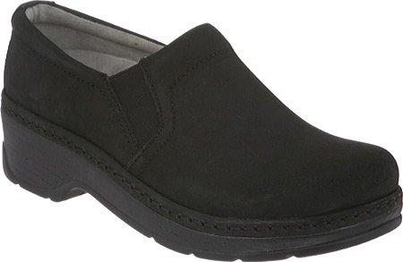Newport By Klogs Footwear Unisex Naples Nursing Shoe Black Oiled by Klogs