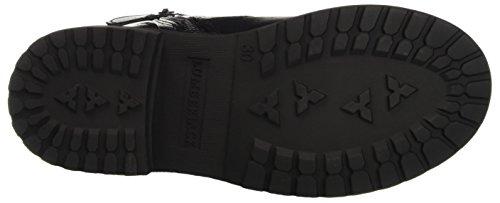 Lumberjack Sweet, Zapatillas Altas para Niñas Nero (Cb001 Black)