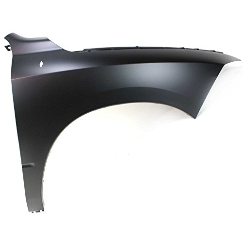 Fender for Dodge Ram Full Size Pickup 09-16 RH Steel Front Right Side ()