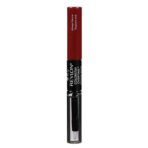Revlon ColorStay Overtime Lipcolor, Always Sienna