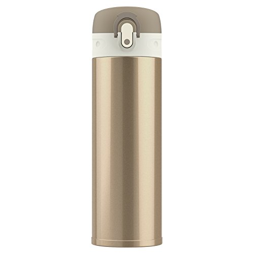 JEFlex 14 Ounce Stainless steel Commuter sprayer upright vacuum cleaner Insulated Leakproof take a trip Mug - Champaign