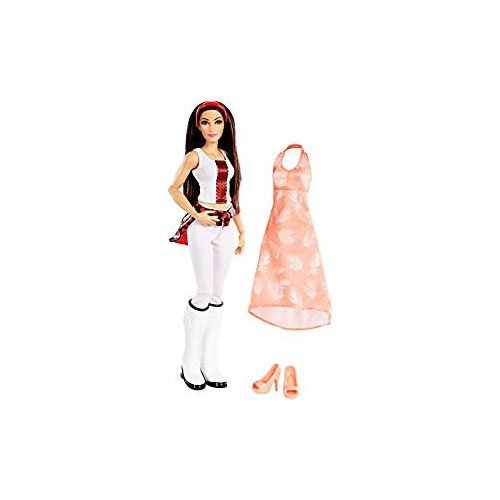 WWE Superstar Fashions Brie Bella Action Figure ()