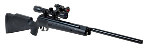 Benjamin Varmint Power Pack Air Rifle with 4x 32mm Scope, 0.22-Calibre