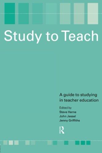 Study to Teach