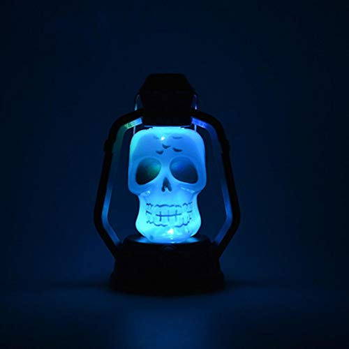 MOKO-PP Fashion Halloween Night Light Indoor Party Decor