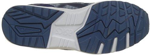 Blue Peony Navy Trainer Azul Zapatillas Gel para Hombre Kayano Asics Pigeon EVO wxzPTOg