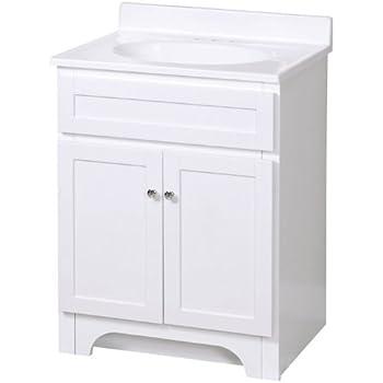 "Foremost Columbia 25"" Single Bathroom Vanity Set - Vanity ..."