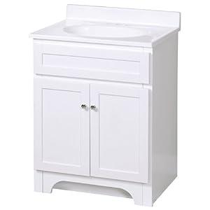 Foremost Columbia 25 Quot Single Bathroom Vanity Set Vanity